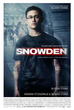 Snowden - Herói ou Traidor Filme Torrent Download