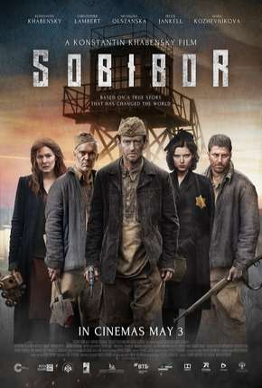 Sobibor - A Revolta que Mudou os Rumos da Humanidade Filme Torrent Download