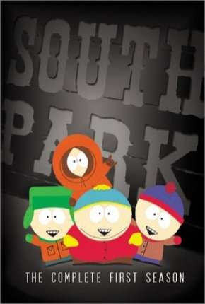 South Park - 1ª Temporada Completa Desenho Torrent Download