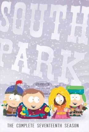 South Park - 17ª Temporada Desenho Torrent Download