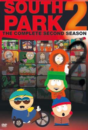 South Park - 2ª Temporada Completa Desenho Torrent Download