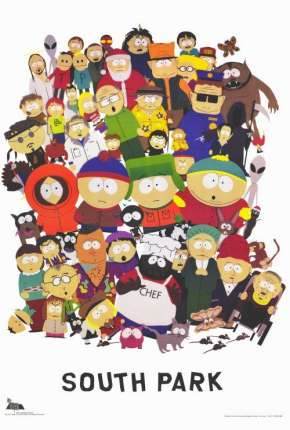 South Park - 23ª Temporada Desenho Torrent Download