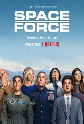 Space Force - 1ª Temporada Série Torrent Download