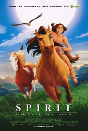 Spirit - o Corcel Indomável BluRay Filme Torrent Download