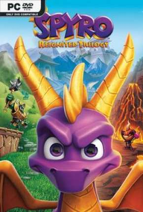 Spyro - Reignited Trilogy - PC Jogo Torrent Download