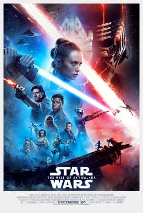 Star Wars, Episódio IX - A Ascensão Skywalker Filme Torrent Download
