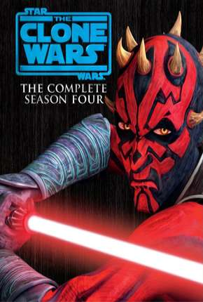 Star Wars - The Clone Wars - 4ª Temporada Completa Desenho Torrent Download