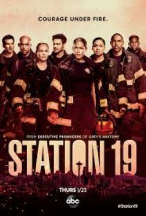 Station 19 - 3ª Temporada Série Torrent Download