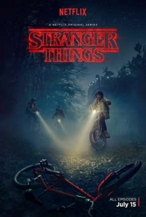 Stranger Things - Todas as Temporadas Completas Série Torrent Download