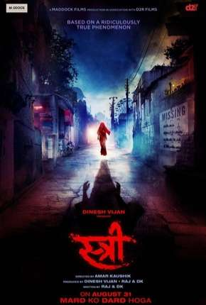 Stree - Legendado Filme Torrent Download