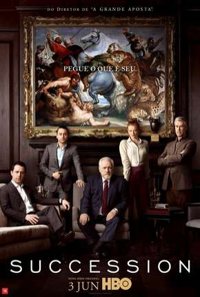 Succession - 1ª Temporada Completa Série Torrent Download