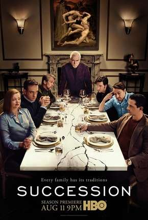 Succession - 2ª Temporada Série Torrent Download