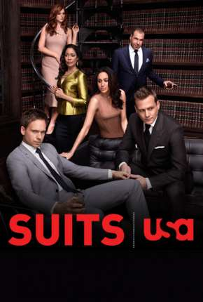 Suits - 9ª Temporada Legendada Série Torrent Download