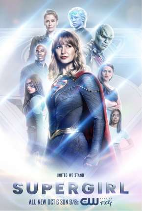 Supergirl - 5ª Temporada Legendada Série Torrent Download