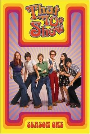 That 70s Show - 5ª Temporada Completa Série Torrent Download