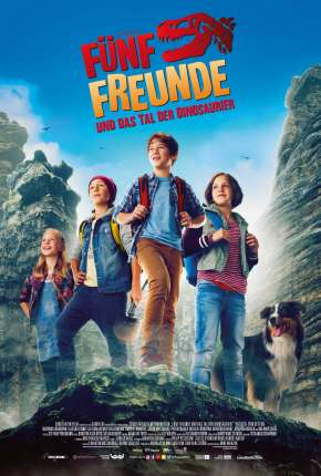 The Famous Five and the Valley of Dinosaurs - Legendado Filme Torrent Download