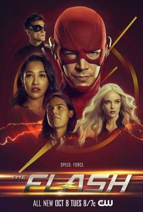 The Flash - 6ª Temporada Série Torrent Download