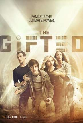 The Gifted - 1ª Temporada Completa Série Torrent Download