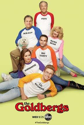 The Goldbergs - 7ª Temporada Legendada Série Torrent Download