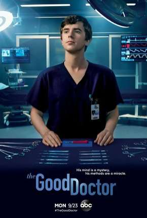 The Good Doctor - O Bom Doutor - 3ª Temporada Série Torrent Download