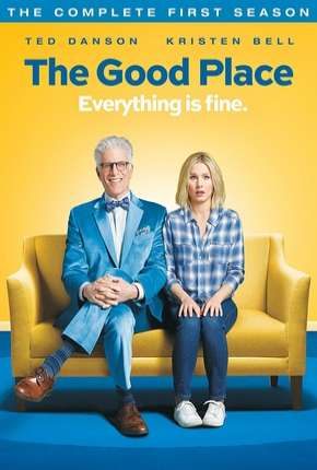 The Good Place - 1ª Temporada Completa Série Torrent Download