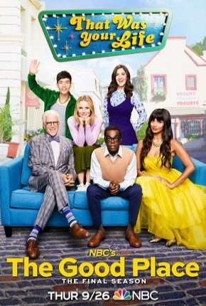 The Good Place - 4ª Temporada Série Torrent Download