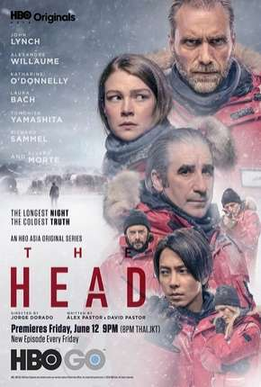 The Head - 1ª Temporada Legendada Série Torrent Download