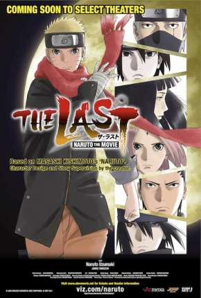 The Last Naruto - O Filme BluRay torrent download