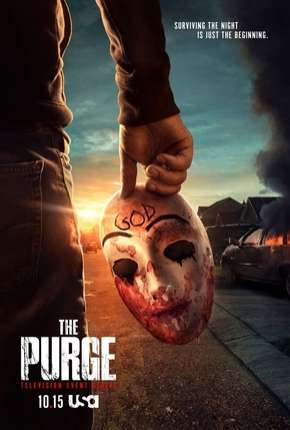 The Purge - Uma Noite de Crime 2ª Temporada Série Torrent Download