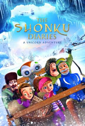 The Shonku Diaries - A Unicorn Adventure - Legendado Filme Torrent Download