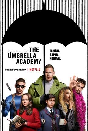The Umbrella Academy - 1ª Temporada Completa Série Torrent Download