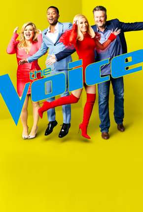 The Voice - 17ª Temporada Legendada Série Torrent Download