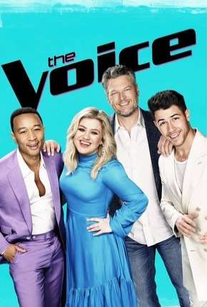 The Voice - 18ª Temporada Legendada Série Torrent Download