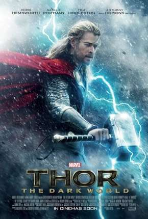 Thor 2 - O Mundo Sombrio REMUX Filme Torrent Download