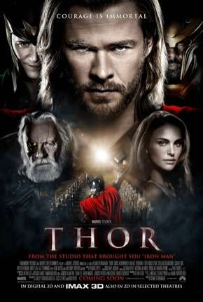 Thor BD-R Filme Torrent Download
