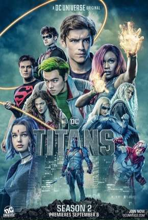 Titãs - Titans 2ª Temporada Legendada Série Torrent Download