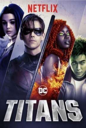 Titãs - Titans 1ª Temporada Série Torrent Download