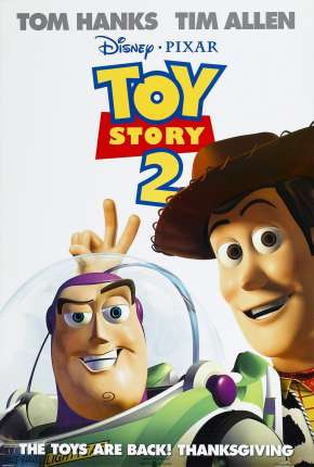 Toy Story 2 - IMAX Filme Torrent Download