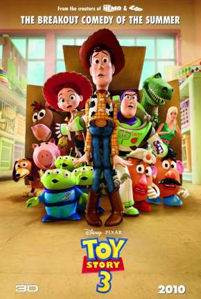 Toy Story 3 - IMAX Filme Torrent Download