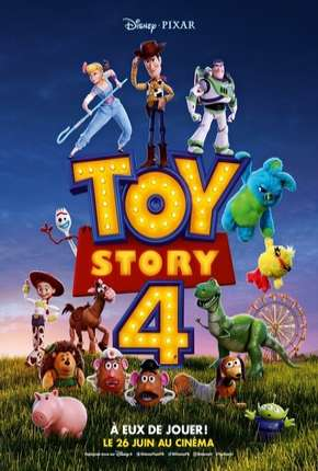 Toy Story 4 - Legendado Filme Torrent Download