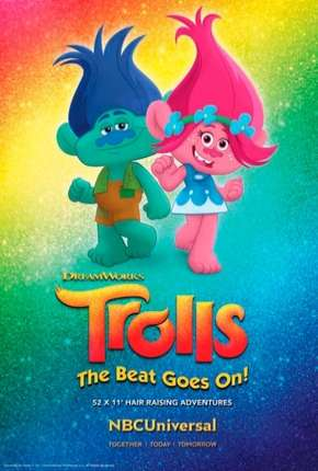 Trolls - O Ritmo Continua!  - 1ª a 6ª Temporada Completa Desenho Torrent Download