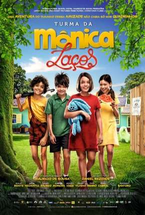 Turma da Mônica - Laços Filme Torrent Download