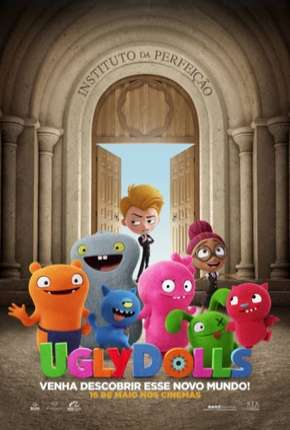 UglyDolls - Legendado Filme Torrent Download
