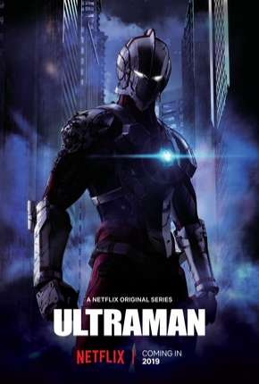 Ultraman - 1ª Temporada Completa Anime Torrent Download