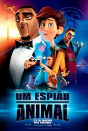 Um Espião Animal Filme Torrent Download