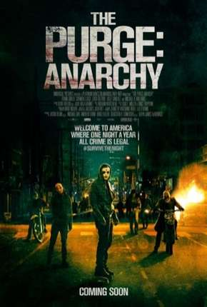 Uma Noite de Crime - Anarquia (The Purge - Anarchy) torrent download