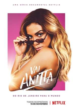 Vai Anitta - 1ª Temporada Completa Série Torrent Download