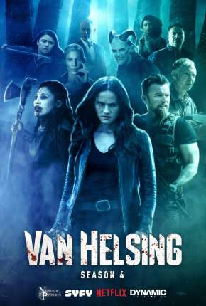 Van Helsing - 4ª Temporada Legendada Série Torrent Download