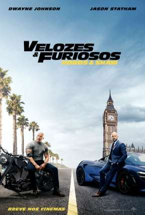 Velozes e Furiosos - Hobbs e Shaw - Legendado WEB-DL Filme Torrent Download