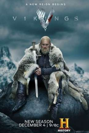 Vikings - 6ª Temporada Série Torrent Download